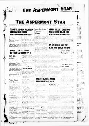 Primary view of object titled 'The Aspermont Star (Aspermont, Tex.), Vol. 53, No. 12, Ed. 1  Thursday, December 22, 1949'.