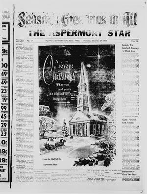 Primary view of object titled 'The Aspermont Star (Aspermont, Tex.), Vol. 67, No. 17, Ed. 1  Thursday, December 24, 1964'.