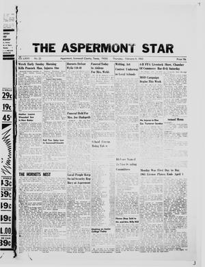 Primary view of object titled 'The Aspermont Star (Aspermont, Tex.), Vol. 67, No. 23, Ed. 1  Thursday, February 4, 1965'.