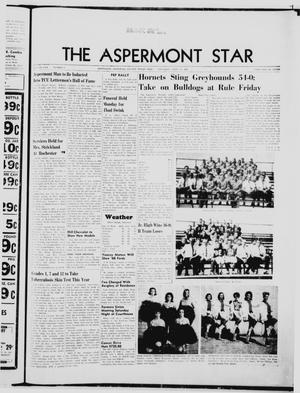 Primary view of object titled 'The Aspermont Star (Aspermont, Tex.), Vol. 70, No. 4, Ed. 1  Thursday, September 21, 1967'.