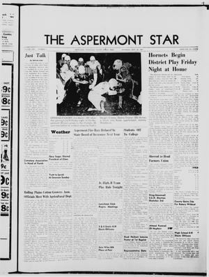 Primary view of object titled 'The Aspermont Star (Aspermont, Tex.), Vol. 70, No. 5, Ed. 1  Thursday, September 28, 1967'.