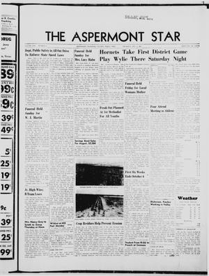 Primary view of object titled 'The Aspermont Star (Aspermont, Tex.), Vol. 70, No. 6, Ed. 1  Thursday, October 5, 1967'.