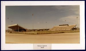 Primary view of object titled 'Leo Buckley Stadium, Killeen High School'.