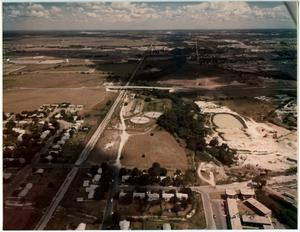 [Aerial view of Killeen]