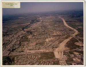 Primary view of object titled 'Killeen, Texas, aerial view'.