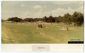 Primary view of object titled '[Conder Park in Killeen]'.