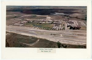 [Aerial view of Central Texas College]