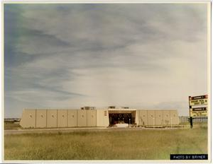 Primary view of object titled 'The Northside Cinema in Killeen'.