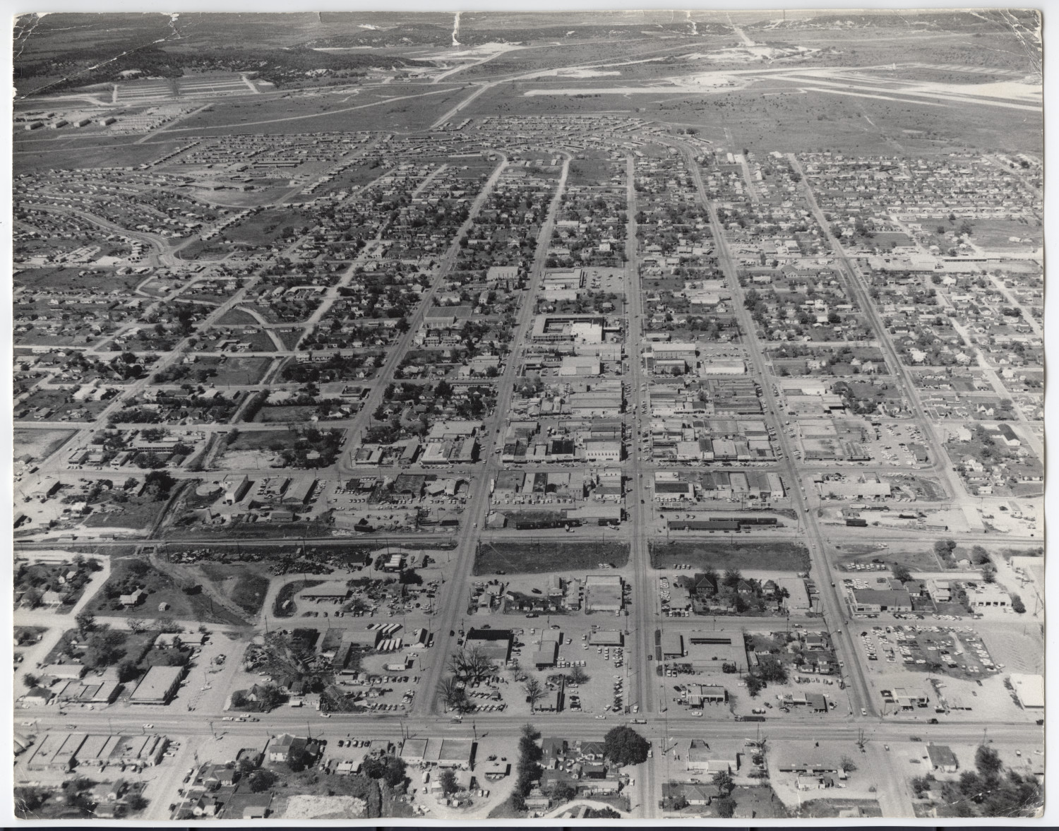 [Aerial View of Killeen]                                                                                                      [Sequence #]: 1 of 1