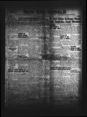 New Era-Herald (Hallettsville, Tex.), Vol. 77, No. 83, Ed. 1 Friday, June 30, 1950