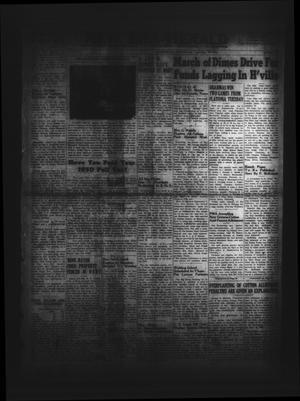 New Era-Herald (Hallettsville, Tex.), Vol. 77, No. 39, Ed. 1 Friday, January 27, 1950