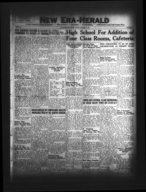 New Era-Herald (Hallettsville, Tex.), Vol. 78, No. 17, Ed. 1 Friday, October 27, 1950