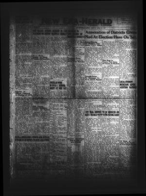 New Era-Herald (Hallettsville, Tex.), Vol. 77, No. 64, Ed. 1 Tuesday, April 25, 1950