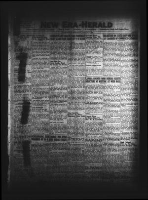 New Era-Herald (Hallettsville, Tex.), Vol. 78, No. 22, Ed. 1 Tuesday, November 14, 1950