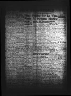 New Era-Herald (Hallettsville, Tex.), Vol. 77, No. 48, Ed. 1 Tuesday, February 28, 1950