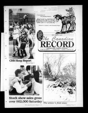 The Canadian Record (Canadian, Tex.), Vol. 104, No. 5, Ed. 1 Thursday, February 3, 1994