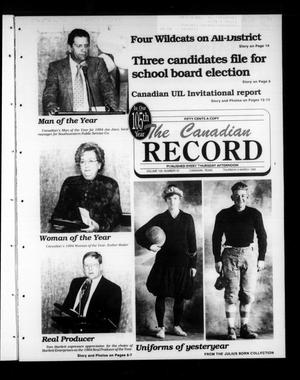 The Canadian Record (Canadian, Tex.), Vol. 105, No. 10, Ed. 1 Thursday, March 9, 1995