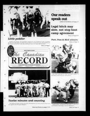 The Canadian Record (Canadian, Tex.), Vol. 104, No. 40, Ed. 1 Thursday, October 6, 1994