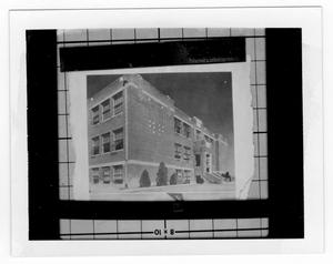 Primary view of object titled '[Old Killeen High School Building, now City Hall]'.