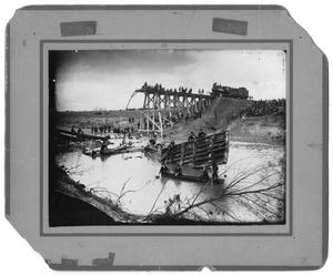 Primary view of object titled 'Wreck of the Don Milo'.