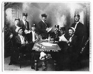 Primary view of object titled 'Hallettsville VFD Celebration Committee'.