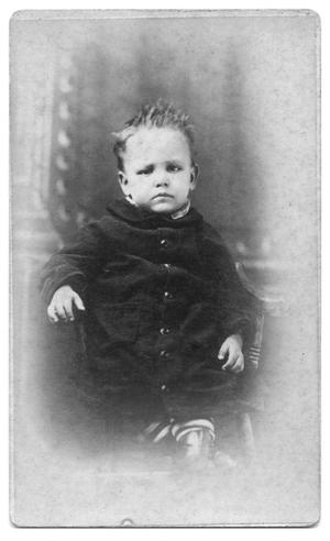 [Portrait of an Unknown Boy]