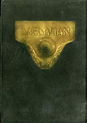 The Daedalian, Yearbook of the College of Industrial Arts, 1922