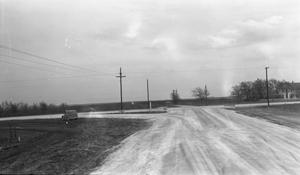 Primary view of object titled '[Intersection of U.S. 81 & FM 1325]'.
