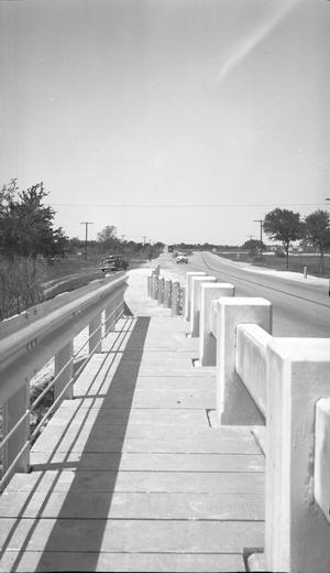 Primary view of object titled '[Construction U.S. Highway 81]'.