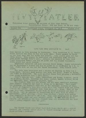 Tivy Tattler, Volume 2, Number 4, November 18, 1925