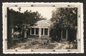 [Nurses' Home at Thompson Sanatorium]