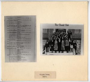 The Choral Club