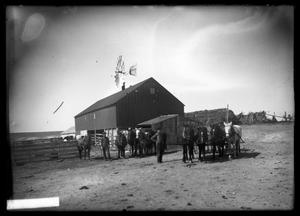 Primary view of object titled '[Farming Operation]'.