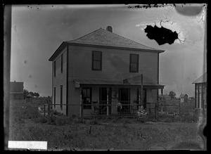 Primary view of object titled '[Country Home]'.