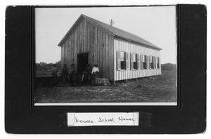 Primary view of object titled 'Dewees School House'.