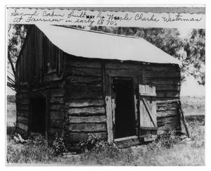 Charlie Westerman's Second Cabin