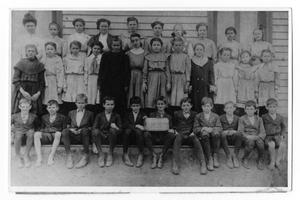 Primary view of object titled 'Floresville School Students'.