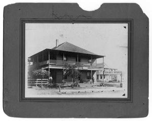 Primary view of object titled 'Antonio A. Rodriguez Hotel'.