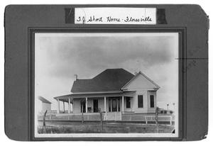 Primary view of object titled 'T.J. Short Home'.