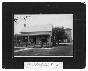 "Primary view of object titled 'The ""Bradwin"" Farm'."