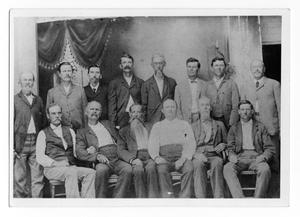 Primary view of object titled 'First Grand Jury of Wilson County'.