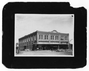 Primary view of object titled 'A.H. Poth Building -  built 1914'.