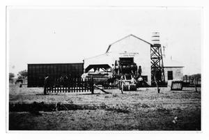 Primary view of object titled 'Farmers Cotton Gin'.