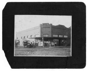 Primary view of object titled 'Wm. Eckel Building - 1915'.