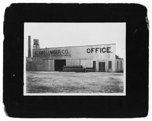 Primary view of object titled '[Alamo Lumber Co.]'.