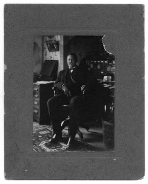 [Photograph of Dr. Knox]