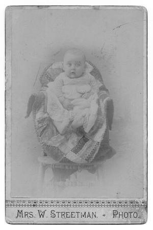 [Photograph of James Ernest]