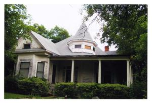 Primary view of object titled 'Single-Story House on 1st Street'.