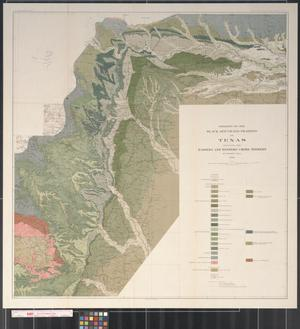 Primary view of object titled 'Geology of the Black and Grand Prairies of Texas including the Eastern and Western Cross Timbers'.