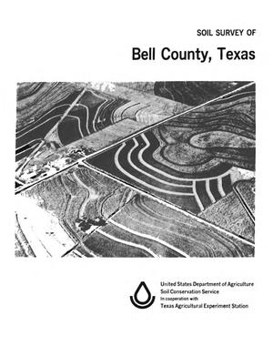 Primary view of object titled 'Soil Survey of Bell County, Texas'.
